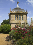 One of the garden pavilions at Montacute House, Somerset