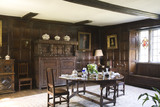 The Dining Room at Baddesley Clinton, West Midlands
