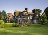 Wightwick Manor, Wolverhampton, West Midlands from the South East