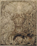 THE LAST JUDGEMENT [1808], by William Blake [1757-1827]