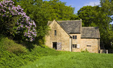 Stainsby Mill on the Hardwick Estate, Derbyshire