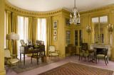 The Study at Polesden Lacey, nr Dorking, Surrey