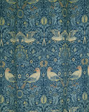 Bird tapestry by William Morris near the lobby, Standen, West Sussex
