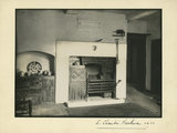Fireplace in Myddleton Hall, Winwick