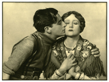 Ivor Novello and Fay Compton