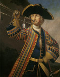 A Painting of a Trumpeter, in the manner of Michael Dahl, c.1753