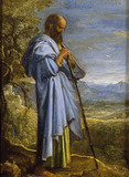 ST PAUL by Adam Elsheimer (c.1578-1610)