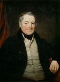 Portrait of solicitor Armorer Donkin (1779-1851) by an unknown artist