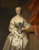 LADY JEMIMA CAMPBELL, MARCHIONESS GREY, COUNTESS OF HARDWICKE (c.1720-1797) by Allan Ramsay (1713-1794)