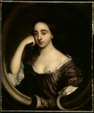 PORTRAIT OF BARBARA VILLIERS, DUCHESS OF CLEVELAND, English c. 1690