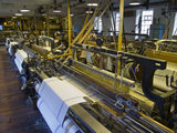 The Lancashire overpick looms at Quarry Bank Mill, Styal