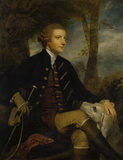 SIR THOMAS ACLAND, 7TH BARONET, by Joshua Reynolds