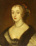 Lady Mary Villiers, Duchess of Lennox and Richmond (1622 - 1685)