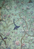 Chinese Bird and Flower Wallpaper, Erddig
