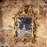 18th Century Chinese Mirror, Saltram