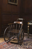 "The ""haunted"" wheelchair at Ham House, Surrey"