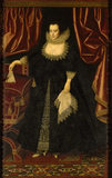 `LADY SEYMOUR' attributed to William Larkin