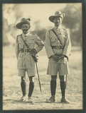 Two Ghurka Soldiers
