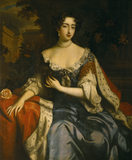 MARY II, WIFE OF WILLIAM III, William Wissing (1653-1687), portrait of a young woman
