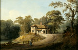 DESIGNS FOR A PICTURESQUE VILLAGE, c 1798