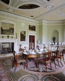 The Dining Room viewed from the Saloon end