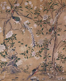 Chinese Wallpaper from the Dressing Room at Nostell Priory