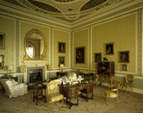 The Boudoir, remodelled as Lady Brownlow's Dressing Room by James Wyatt in 1776