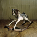 The Rocking-horse in the Second Floor Bedroom
