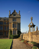 The east front of Montacute, dating from the late C16th to early C17th centuries