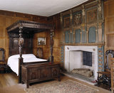 Room view of Henry Ferrers's Bedroom