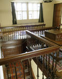 The Stairhead Chamber at East Riddlesden Hall, West Yorkshire