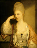 `AN UNKNOWN LADY' (6) by an unknown artist, English early C18th