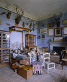 View of Sir Vauncey Harpur's Bedroom at Calke Abbey