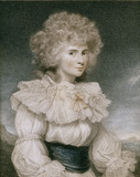 LADY ELIZABETH FOSTER, LATER DUCHESS OF DEVONSHIRE, English school late 18th century