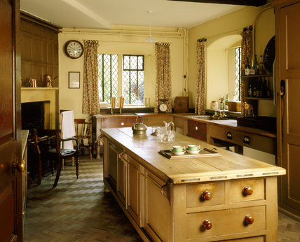 The Butler's Pantry at Dunham Massey