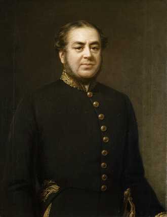 JAMES D'ISRAELI by J.G.Middleton 1826-72