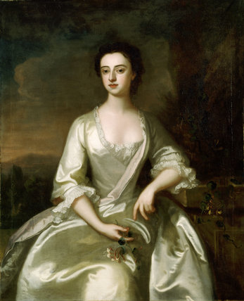 PORTRAIT OF A LADY, by Enoch Seeman, (c.1690-1745)