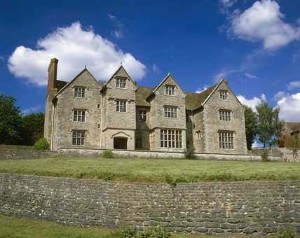 The South front of Wilderthorpe Manor, it is an Elizabethan manor house and dates from 1585.It has a remarkable wooden spiral staircase and fine plaster ceilings. It is in use as a Youth Hostel.