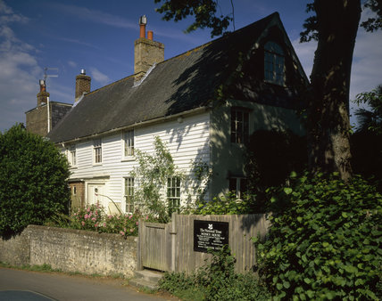 Monk's House, a C17th