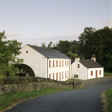 The Wellbrook Beetling Mill in County Tyrone