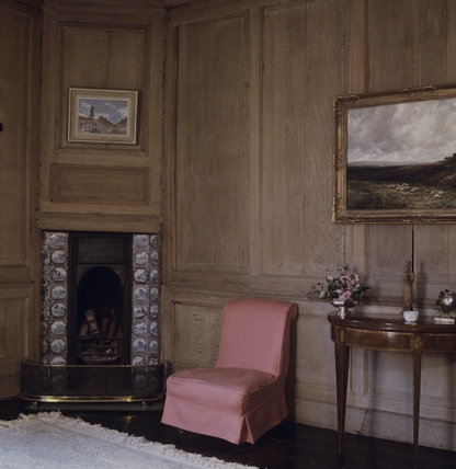 The Kings Room at Lamb House, home to Henry James from 1898-1916