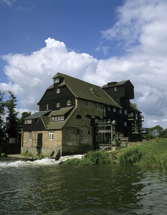 Houghton Mill on the River Ouse