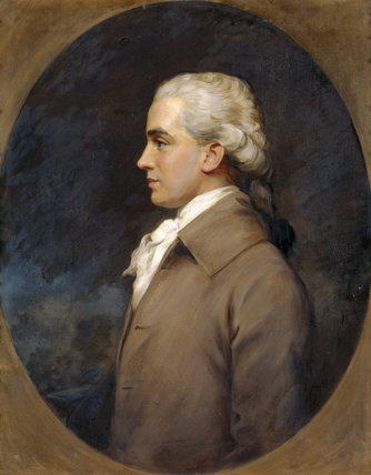Portrait of ANTONY GIBBS (1756-1815), father of William Gibbs of Tyntesfield