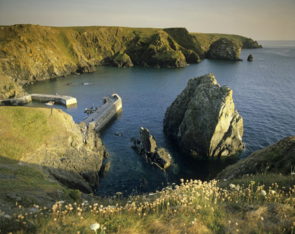 Mullion Cove Harbour