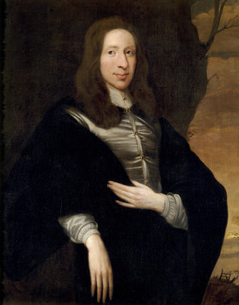 PORTRAIT OF SIR FRANCIS WOLRYCHE, artist unknown, c 1660