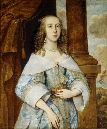 MARGARET SPENCER, wife of Robert Lucy, English 17th-century