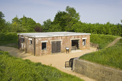 The Tool Store at Reigate Fort, Surrey