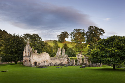 The Guesthouse at Fountains Abbey, North Yorkshire