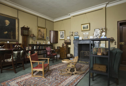 Lady Stamford's Parlour, formerly called the Parlour, at Dunham Massey, Cheshire
