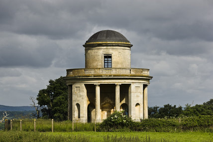 The Panorama Tower at Croome Park, Croome D'Abitot, Worcestershire
